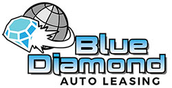 Blue Diamond Auto Leasing Logo
